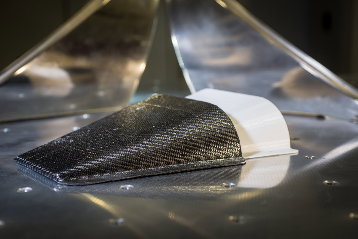 FDM Digital Solutions Carbon Wrapping - Additive Manufacturing