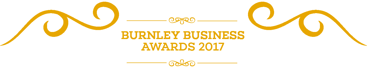 Burnley Business Award 2017 Banner