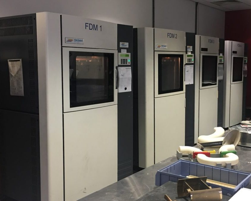 FDM Digital Solutions Workroom Fortus 400 - Tech North Article