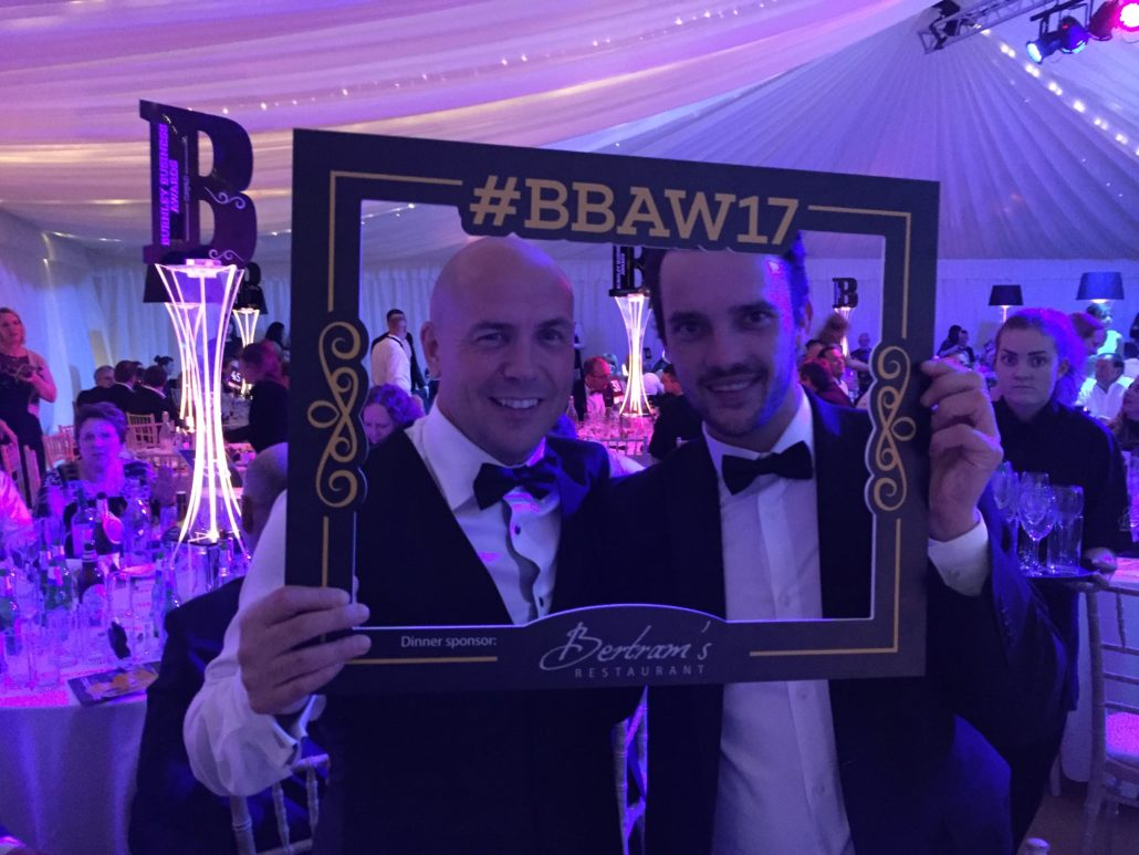 Burnley Business Awards 2017 Russell & Lloyd - Digital Impact Award
