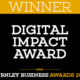 Burnley Business Digital Impact Award Winner - Digital Impact Award