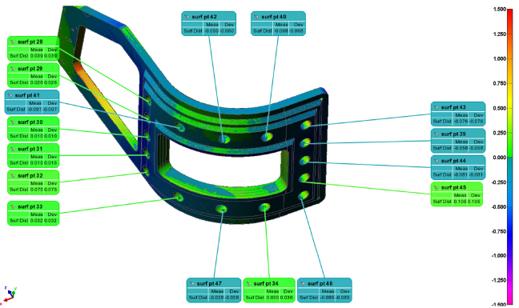 FDM Digital Drill Jig 3 - Drill Jig