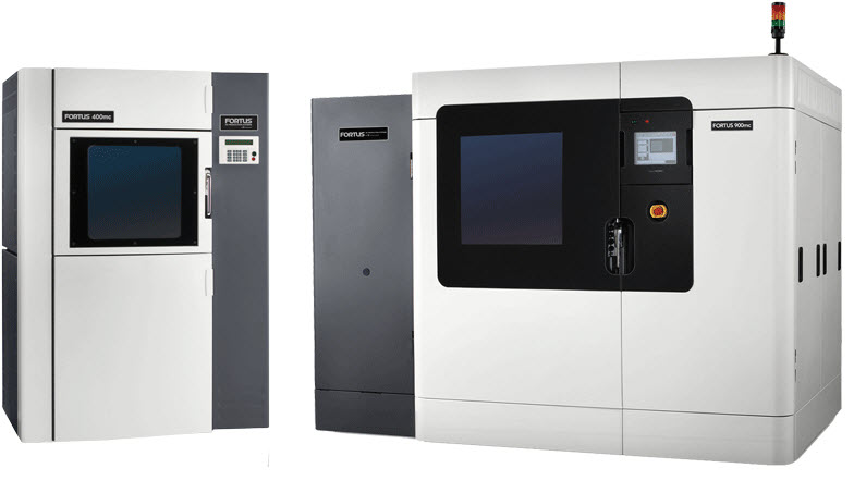 FDM Digital Solutions Fortus 400 & Fortus 900