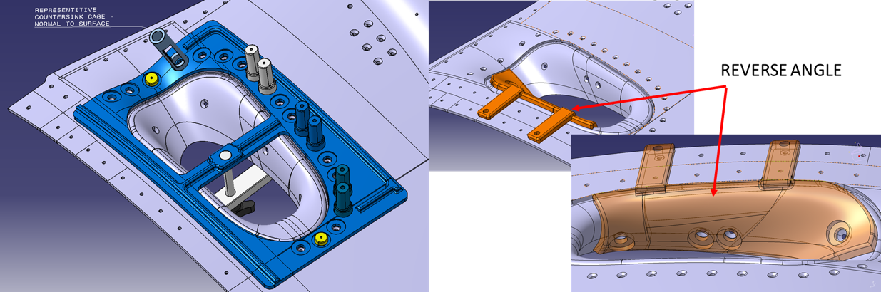 FDM Digital Tooling 2 - Bespoke Aerospace Tooling