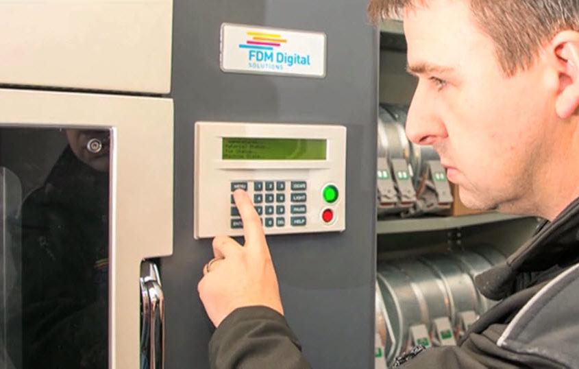 FDM Digital Graeme Fortus 400 - Technical Data