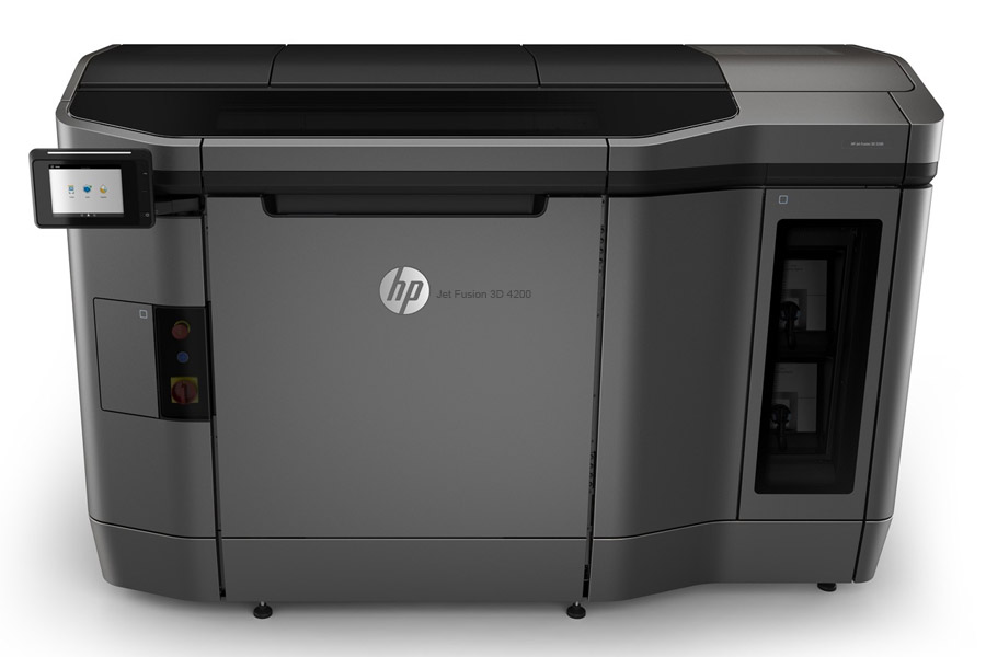 HP Multi Jet Fusion 4200 3D Printer - HP MJF Article - HP MJF