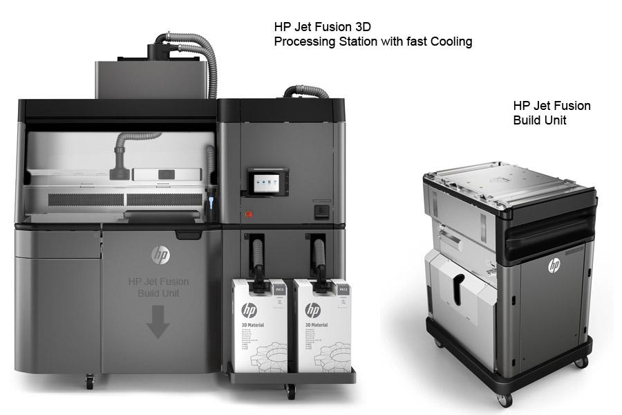HP Multi Jet Fusion Workstation - HP MJF Article - HP MJF