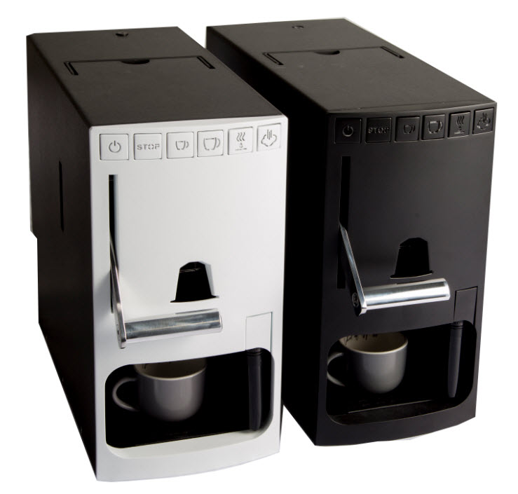 Aerolux Espresso Front - Aircraft Interiors
