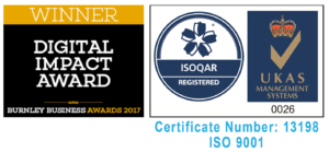FDM BB Award and ISO 9001 Certificate