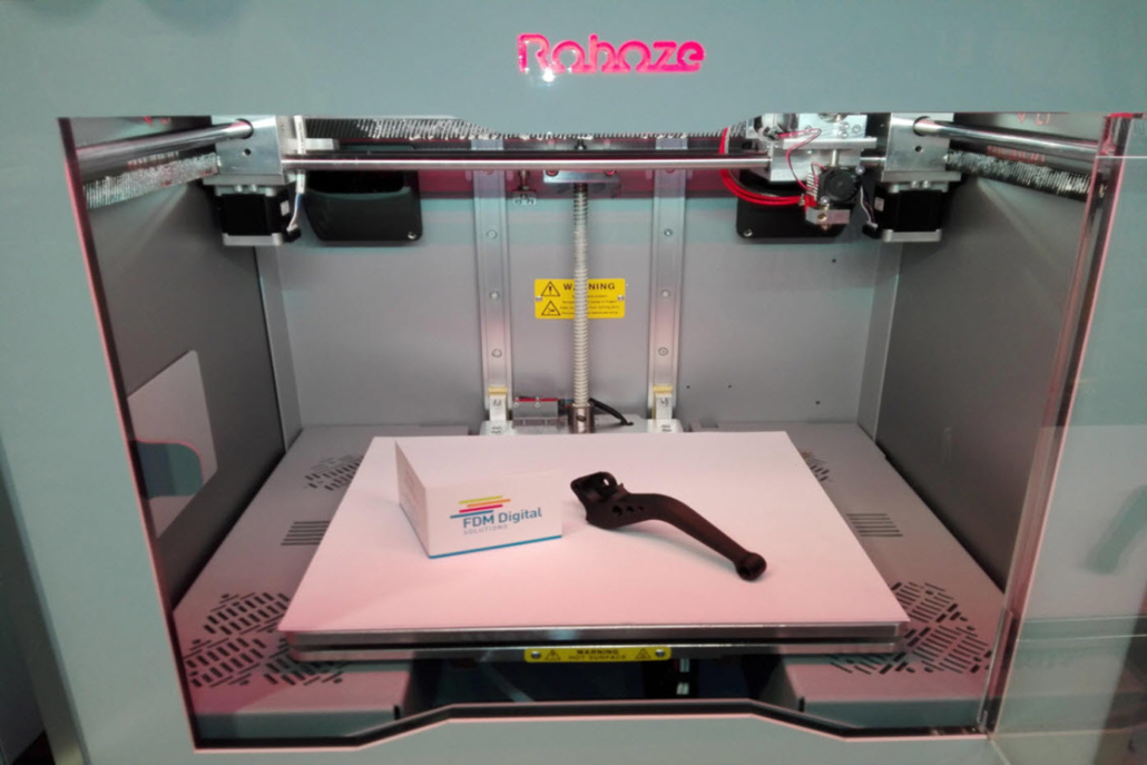 FDM Digital Solutions Roboze FDM - Additive Manufacturing